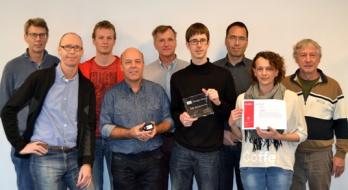 DIS Sensors wint CE-Design Award van DARE!!